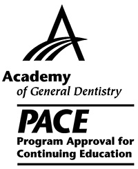 Approved PACE Program Provider FAGD/MAGD Credit Approval does not imply acceptance by a state or provincial board of dentistry or AGD endorsement. 1/1/2015 to 12/31/2017 Provider ID: 350798