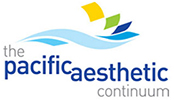 The Pacific Aesthetic Continuum Retina Logo